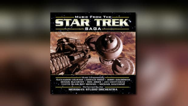 Music from the Star Trek Universe