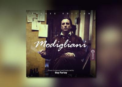 Caldera: Guy Farleys Modigliani als erweiterte Fassung
