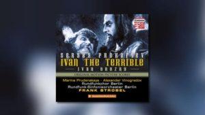 Capriccio: Prokofievs Iwan der Schreckliche auf 2 CDs