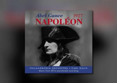 Carl Davis' Napoléon auf 2 CDs
