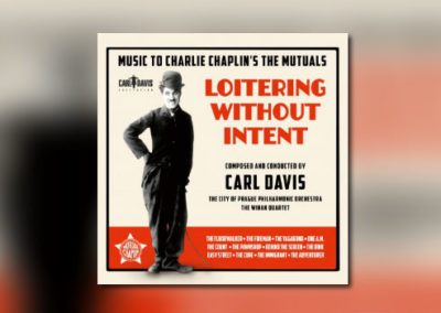 Neues Album mit Stummfilm-Kompositionen von Carl Davis