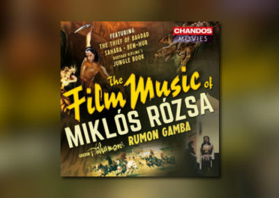 Chandos: The Film Music of Miklós Rózsa