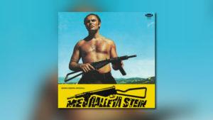 Cinedelic: Metralleta 'Stein' als CD/LP-Combo