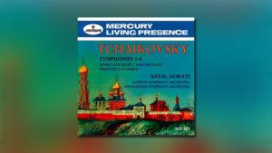Tchaikovsky, Symphonies 1-6