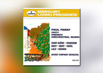 Paul Paray conducts French Orchestral Music