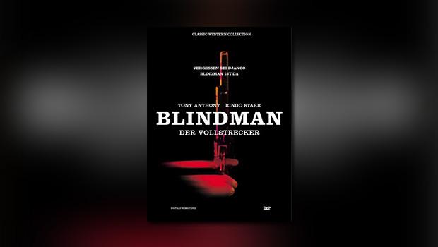 Blindman • Der Vollstrecker
