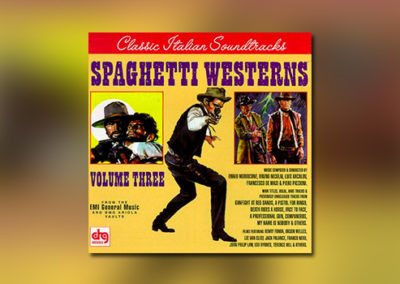 Spaghetti Westerns, Volume Three