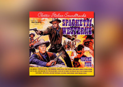 Spaghetti Westerns, Volume Four