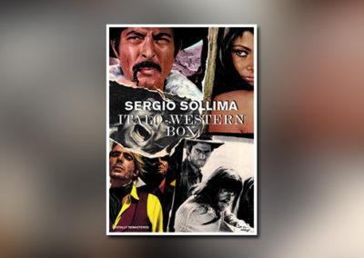 Sergio Sollima Italo-Western Box