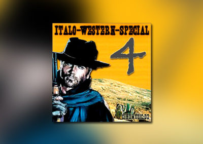 Italo-Western-Special 4: CDs zu Filmen von Sergio Sollima