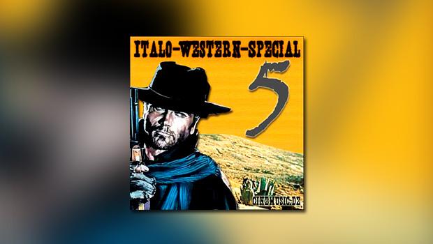 Italo-Western-Special 5: CDs zu Rustichelli, Nicolai & Piccioni