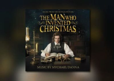 Mychael Dannas The Man Who Invented Christmas von Decca