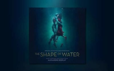 Alexandre Desplats The Shape of Water bei Decca