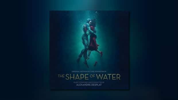 Alexandre Desplats The Shape of Water bei Decca