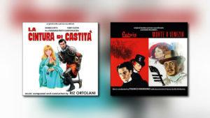 Digitmovies im Oktober: Franco Mannino & Riz Ortolani
