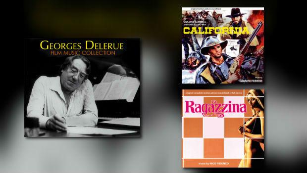Digitmovies im Dezember: Delerue, Ferrio, Fidenco