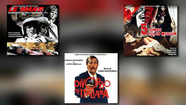 Digit im September: Cipriani, Piga & Rustichelli