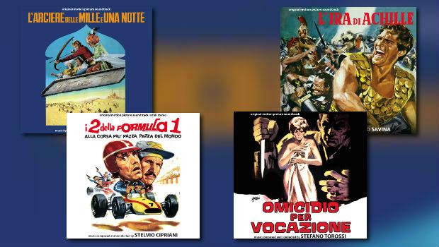 4 neue Alben von Digitmovies
