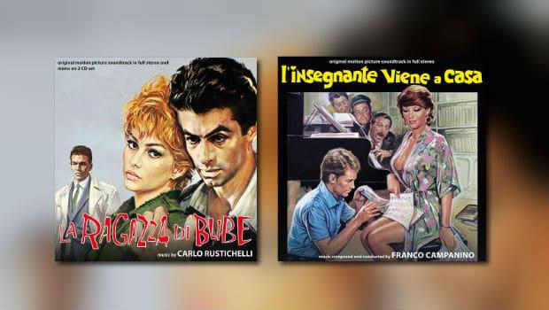 Neu von Digitmovies: Carlo Rustichelli & Franco Campanino