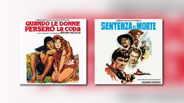 Digitmovies im April: Bruno Nicolai & Gianni Ferrio