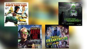 Vier neue CDs von Dragon's Domain Records