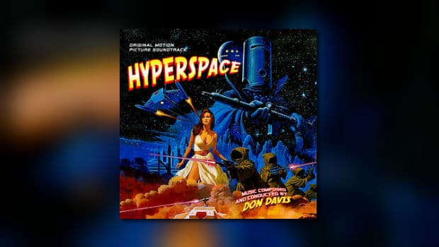 Neu von Dragon's Domain: Hyperspace (expanded)