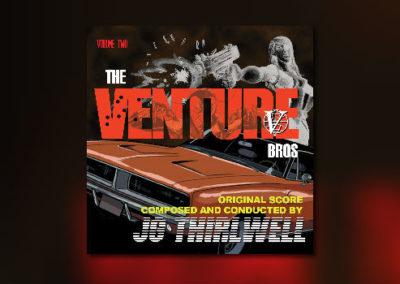 The Venture Bros. Vol 2