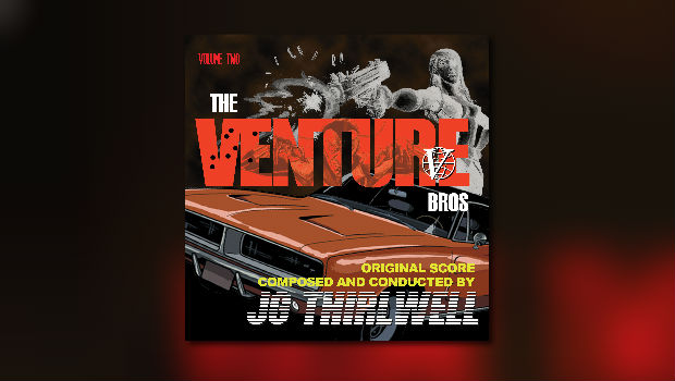 The Venture Bros. Vol 2