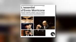 Morricone-Sampler von Universal France