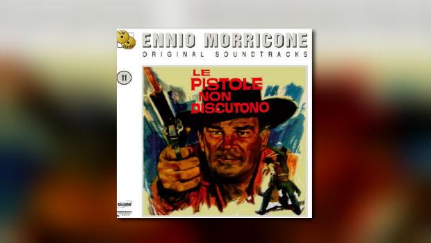 Weiteres Morricone-Doppelalbum von GDM
