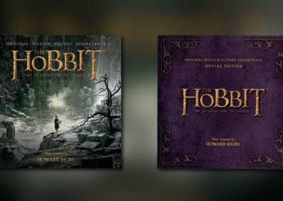 Howard Shores The Hobbit: The Desolation of Smaug