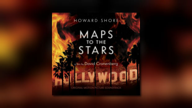 Howard Shores Maps to the Stars bald auf CD