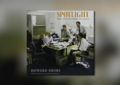 Howard Shores Spotlight bei Howe Records