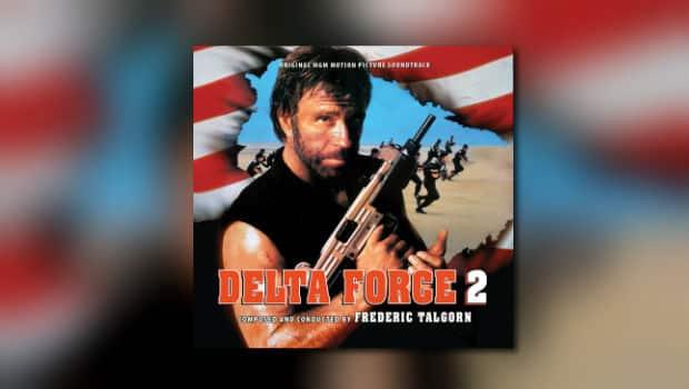 Intrada: Delta Force 2 als Doppelalbum