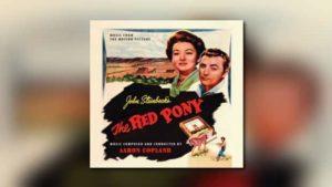 Neu von Intrada: Aaron Coplands The Red Pony & The Heiress
