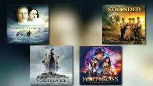 4 neue Alben von Keepmoving Records