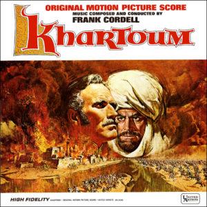 Khartoum (Cover, LP)
