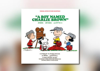 Neu von Kritzerland: A Boy Named Charlie Brown