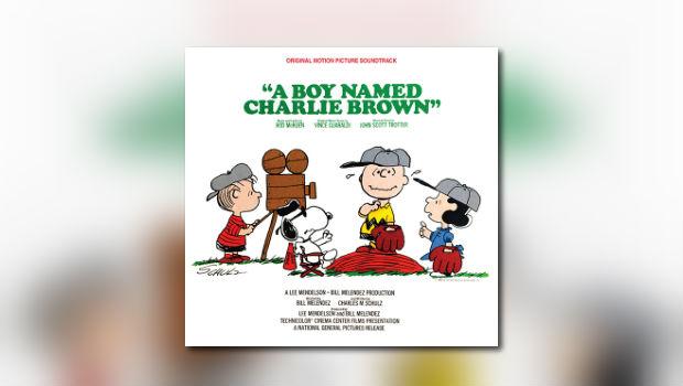 Neu von Kritzerland: A Boy Named Charlie Brown