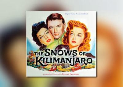 Neu von Kritzerland: Bernard Herrmanns The Snows of Kilimanjaro