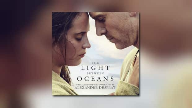 Alexandre Desplats The Light Between Oceans bei Lakeshore