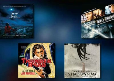 La-La Land im September: Williams, Shearmur, Marshall & Pipes