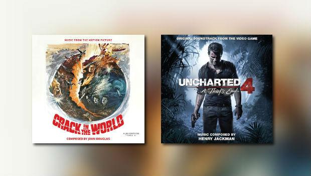 Sci-Fi- und Videogame-Klänge von La-La Land Records