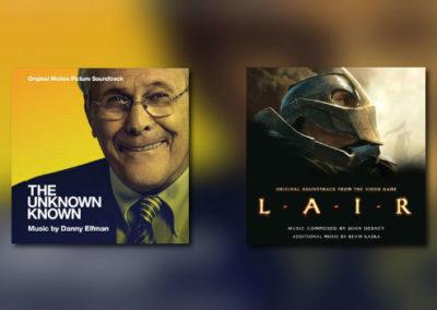 Lalaland: John Debney & Danny Elfman