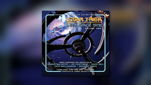 Star Trek: Deep Space Nine Vol. 2 bei La-La Land Records