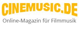 Das Logo von CINEMUSIC.DE