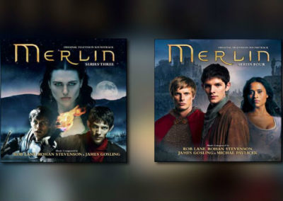 2 x Merlin von MovieScore Media