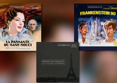 Music Box: Delerue, Trovajoli & Rob