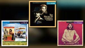Music Box Records: Bolling, De Roubaix & Delerue