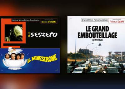 Neu von Music Box: Nicola Piovani & Fiorenzo Carpi